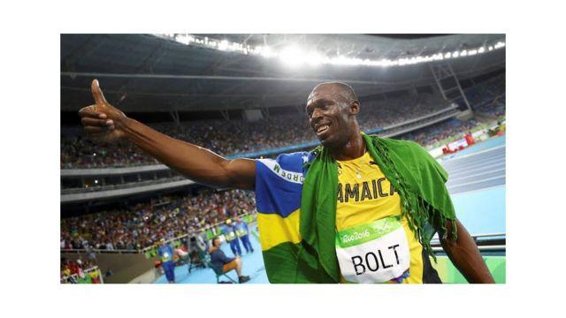 Il s'agit de la neuvième médaille d'Or remporté par le sprinteur jamaïcain