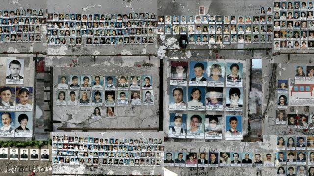 Rusia, Beslan,