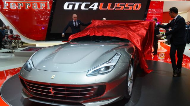 China introduces 10% extra tax on 'super cars'
