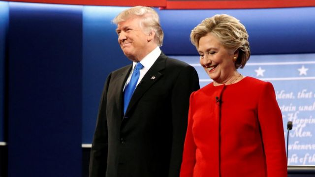 राष्ट्रपति चुनाव के लिए बहस