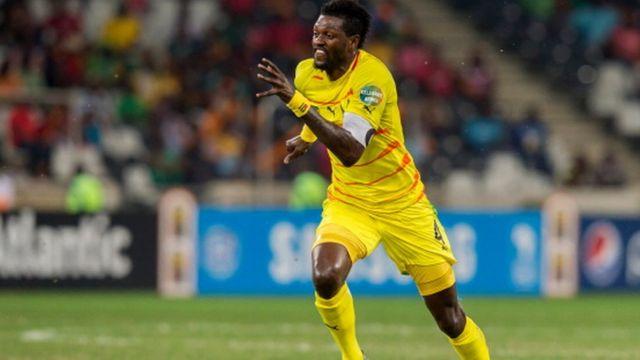 """Adebayor : """"si j'ai pris l'avion pour venir à la CAN au Gabon et perdre après deux matches, ça ne sert à rien""""."""