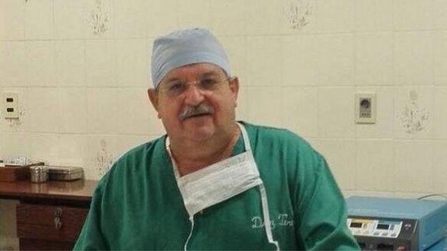 """El neurocirujano fallecido es descrito por sus familiares como """"un hombre muy activo"""""""