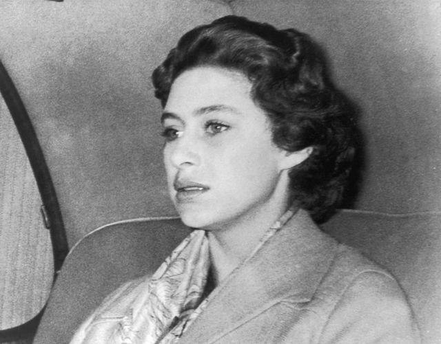 Принцесса Маргарет 17 октября 1955 года