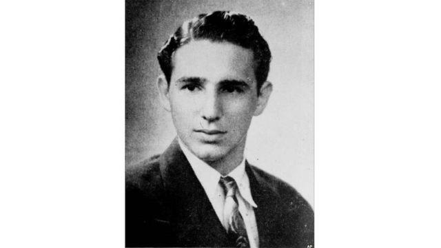 क्यूबा के क्रांतिकारी फ़िदेल कास्त्रो