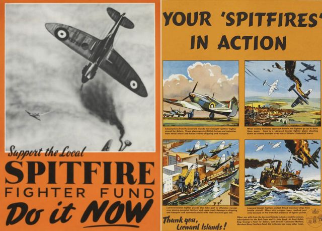 Spitfire funds: The 'whip-round' that won the war?