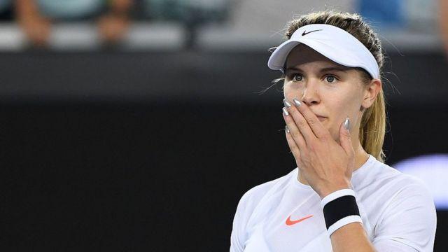 Канадська тенісистка Ежені Бушар