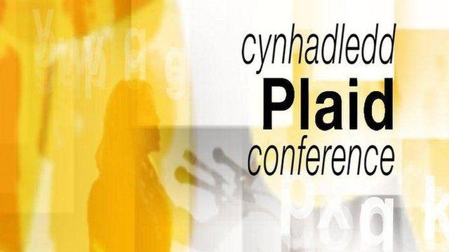 Cynhadledd Plaid Cymru