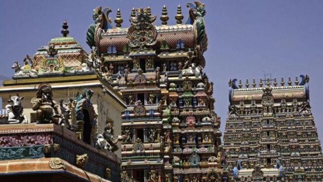 ভারতে নানা হিন্দু দেবদেবীর নামে রয়েছে অসংখ্য মন্দির