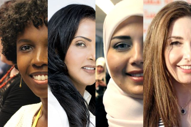 عربيات في بريطانيا