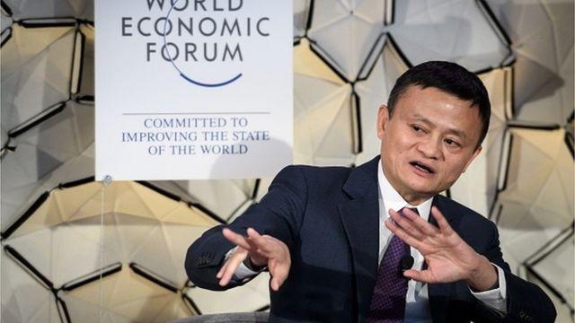 Керівник Alibaba Group Джек Ма цього разу у Давосі розповів, як виховувати робочу силу майбутнього
