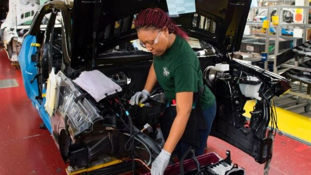 US car worker