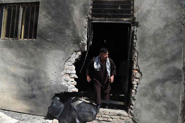 دو انفجار در غرب کابل جان دست کم ۲۴ نفر را گرفت