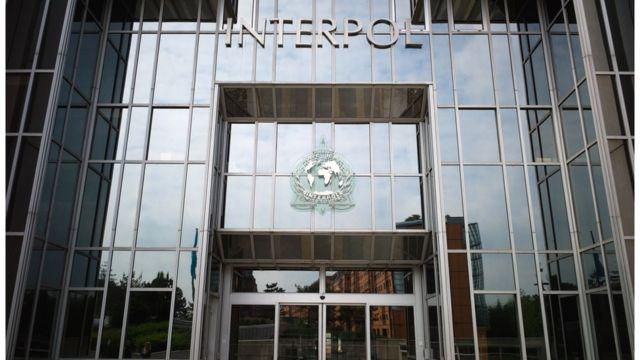 國際刑警總部位於法國里昂。