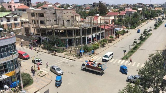 Streets of Mekelle