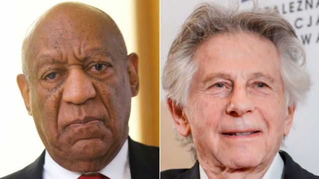 Bill Cosby and Roman Polanski expelled from Oscars academy