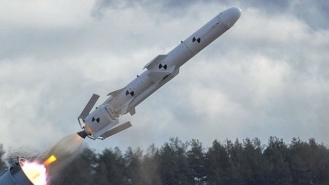 Украинский крылатая ракета вобрала в себя многое от советских разработок. Например часть корпуса - от снятых с вооружения ракет С-200
