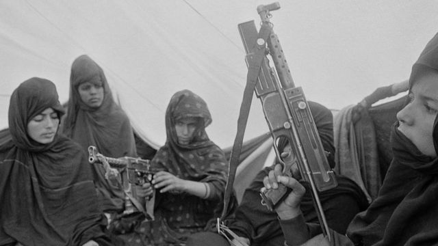 Women of the Polisario Front
