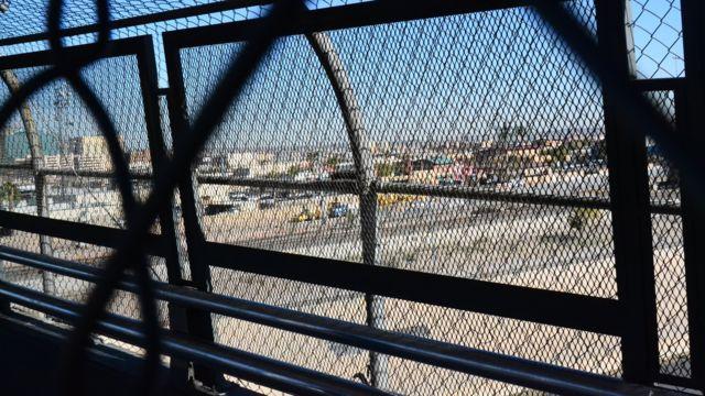 Most Paso del Norte između SAD i Meksika