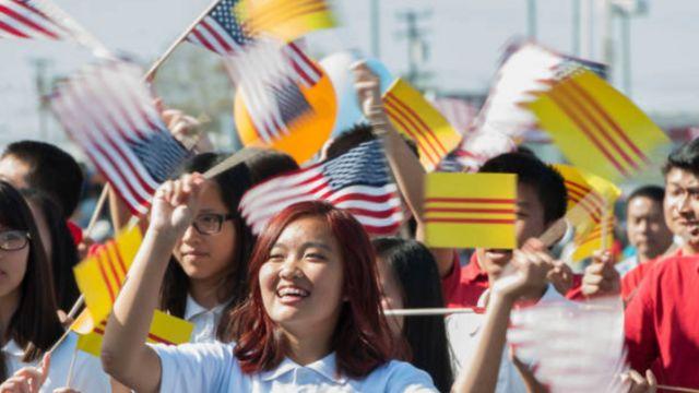 Người Mỹ gốc Việt tại Orange County
