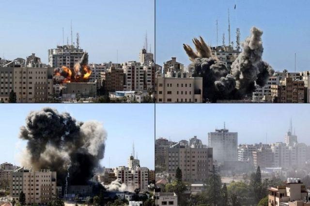 غزه اسرائیل