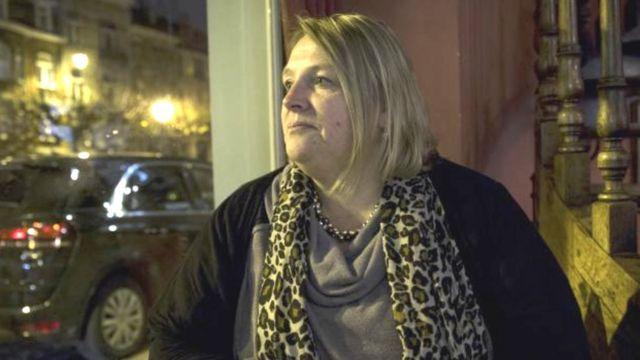 Géraldine, mãe de jihadista belga
