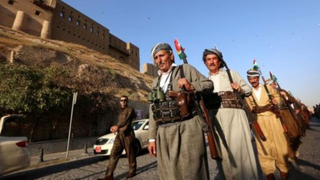 """""""لقد سقطت الأقنعة عن أصدقاء الكرد وأعدائهم"""""""