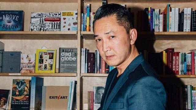 Nhà văn Nguyễn Thanh Việt