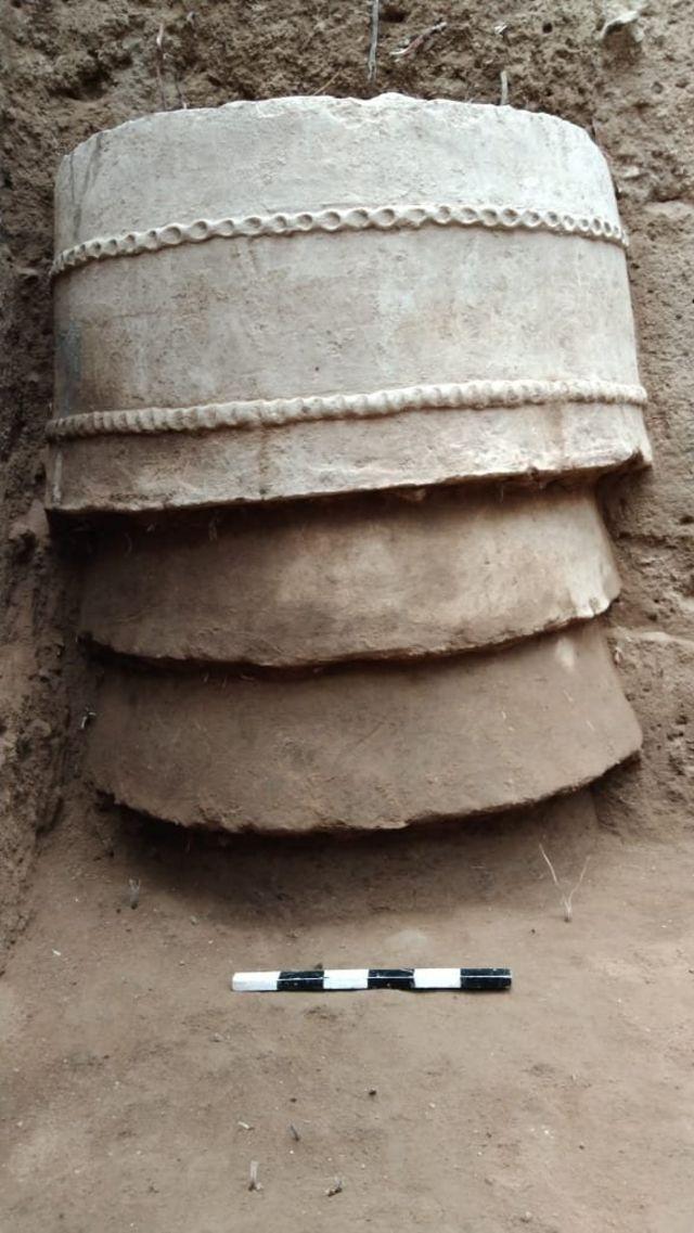 கீழடி அகழாய்வில் இந்த முறை கண்டறியப்பட்ட உறை கிணறு