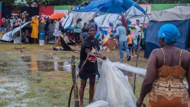 Albergues Haití
