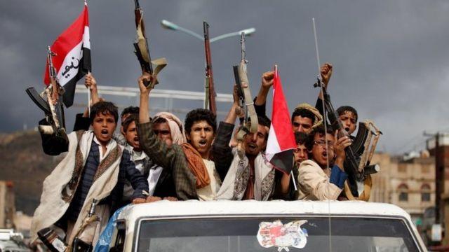 در حال حاضر حوثی ها که از حمایت ایران برخوردار هستند، صنعا پایتخت یمن را در اختیار دارند