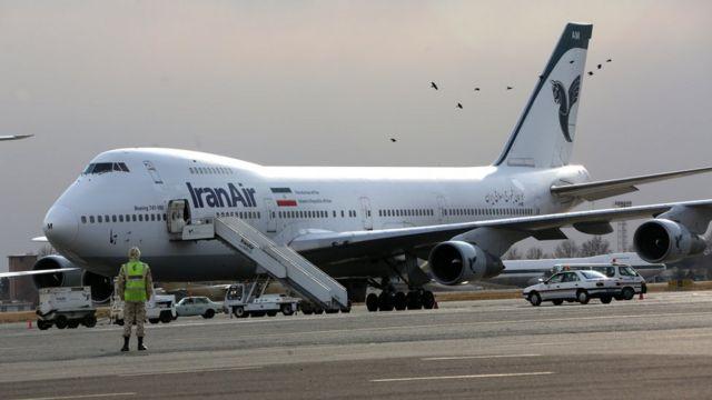 هواپیمای ایران ایر