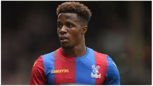 Wilfried Zaha attaquant de Crystal Palace