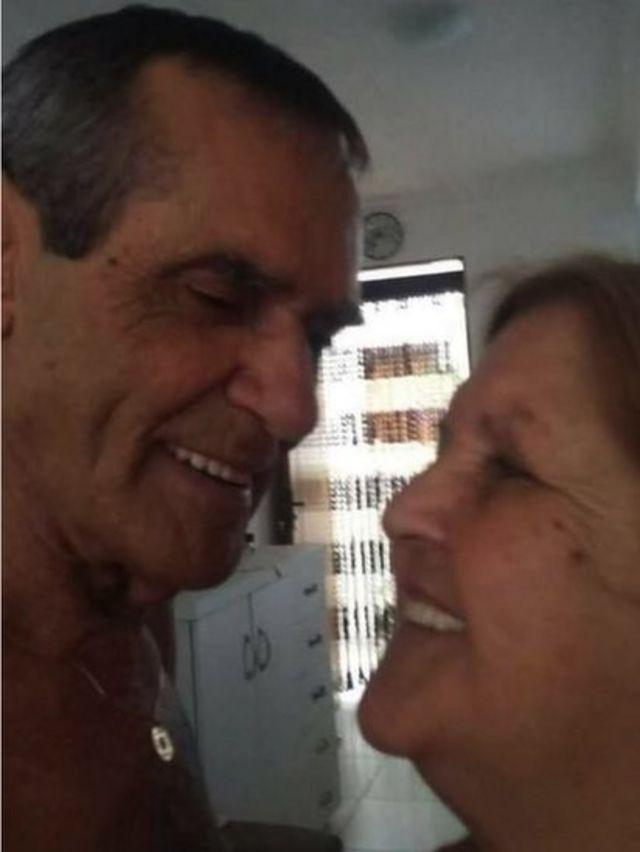 Norberto and Irene Castilho