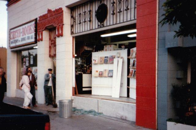Prodavnica u Silverlejku nalazila se na uglu Bulevara Sanset