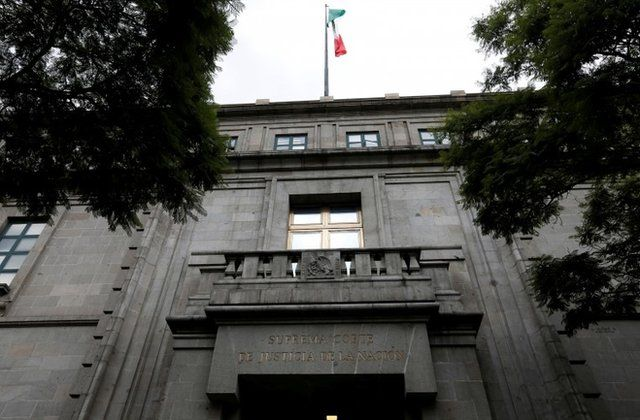 Corte Suprema de México.