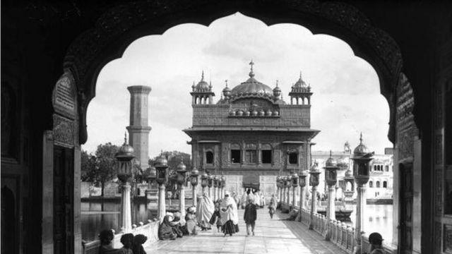 امریتسار به دلیل معبدی که در آن قرار دارد، اهمیت ویژهای برای اهالی شمال هند دارد