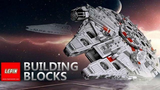 레고(Lego)회사를 모방하던 중국 기업 레핀(Lepin)