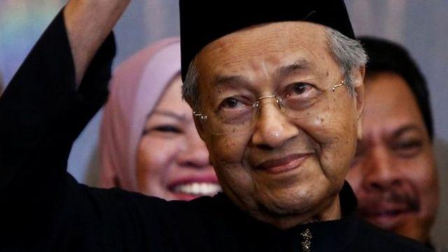 Mahathir Mohamad từng là thủ tướng suốt 22 years trước khi quay lại chính trường