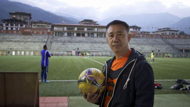 Bhutan: Formerly the worst football team in the world