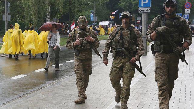 Антитеррористическое подразделение полиции Польши