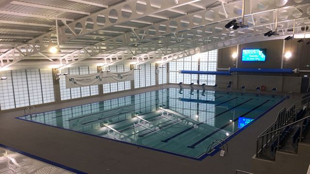 Dumfries leisure centre with 'unique' failings ready to reopen