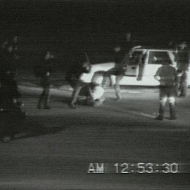 Cómo Fueron Los Violentos Disturbios Por El Caso Rodney King Que Prendieron Los ángeles En Llamas Hace 25 Años Bbc News Mundo