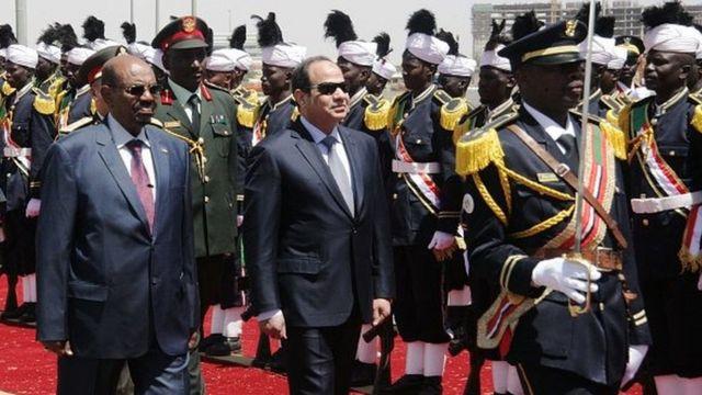 تتبادل القاهرة والخرطوم اتهام بعضهما البعض