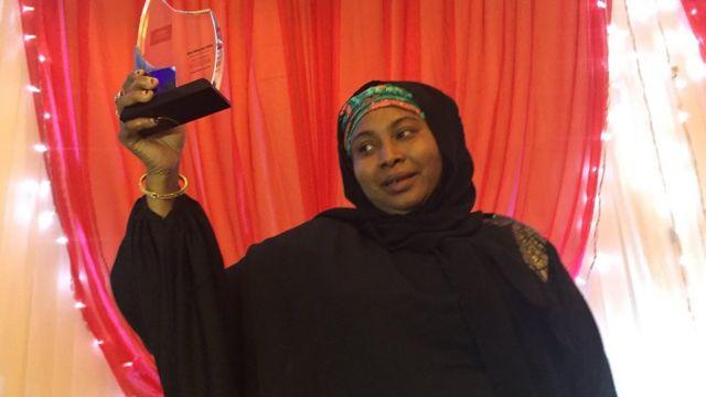 Aisha Sabitu ta yi kukan murna