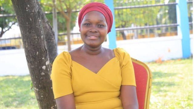 Baby John Musamba yamaze imyaka 26 anyegeje ubumuga bwiwe bwo kutagira igitsina na kimwe, caba gabo canke gore