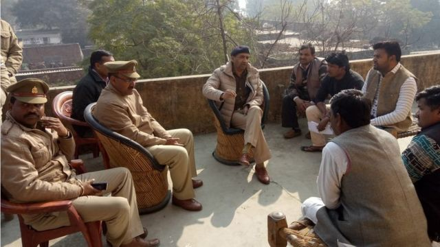पुलिस हिरासत में दलित की मौत