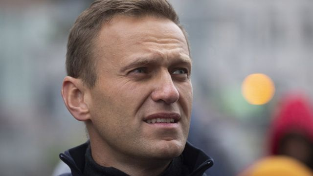 """Провал всех"""": реакция соцсетей на заявление Германии об отравлении  Навального - BBC News Русская служба"""