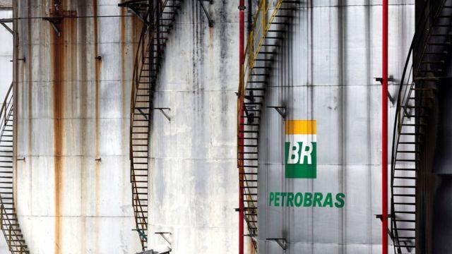 Tanque de Petrobras