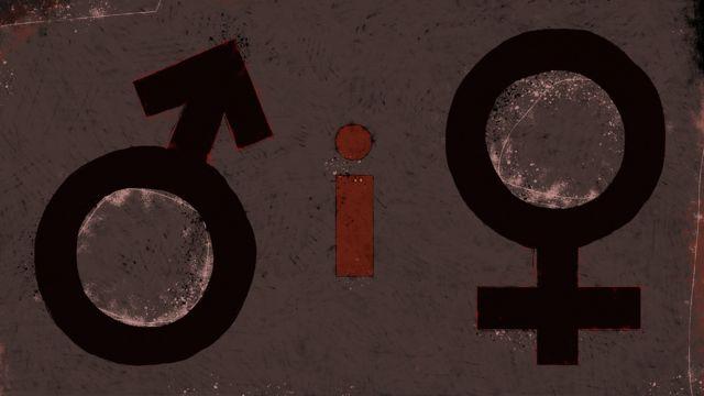 نر، آئی مارکر اور مادہ کے نشان