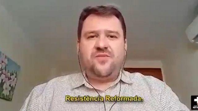Pastor Rodrigo Coelho